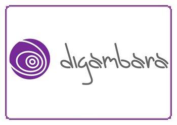табличкой «Digambara»