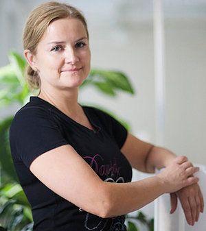 Ирина Долгалова