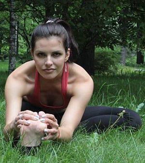Ольга Харизова